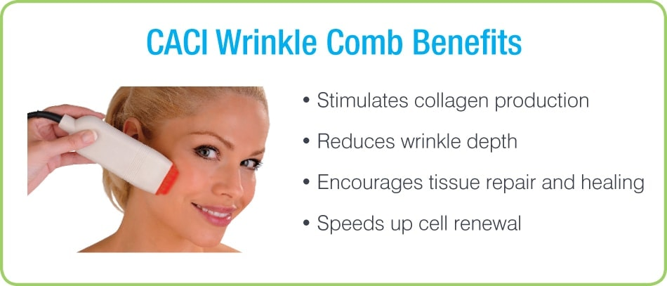 Wrinkle Comb Benefits